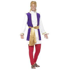アラジン コスチューム 衣装 ハロウィン コスプレ 衣装 ディズニー アラビアン 通常便は送料無料