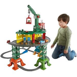 きかんしゃトーマス レール フィッシャープライス きかんしゃトーマス&フレンズ スーパーステーション 子供 おもちゃ