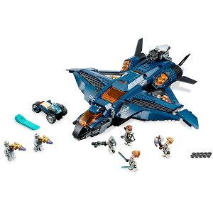 マーベル アベンジャーズ エンドゲーム レゴ アルティメット クインジェット プレイセット LEGO