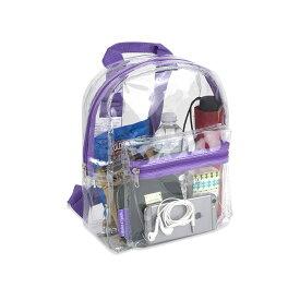 クリアバック 透明 リュック かばん スイミングバッグ プールバッグ