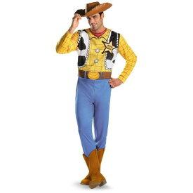ウッディ 大人コスプレ ディズニー コスプレ 大きいサイズ もある コスチューム トイストーリー 衣装 服 ディズニー 大人 カウボーイ 仮装