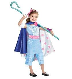 ディズニー コスチューム 子供 トイストーリー4 ボーピープ 女の子用 セット ハロウィン 仮装 コスプレ 衣装 イベント ツムツム 羊 ランプ キッズ