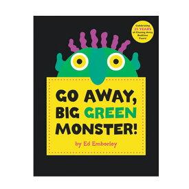 英語 教材 学習 子供 知育 絵本 「Go Away, Big Green Monster! 」あす楽