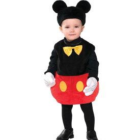 ミッキーマウス コスプレ ベビー 幼児 子供 コスチューム 赤ちゃん 衣装 ハロウィン 仮装 ねずみ年 2020年 子年