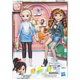 アナと雪の女王 人形 エルサ & アナ ディズニープリンセス Ralph Breaks The Internet Movie Dolls