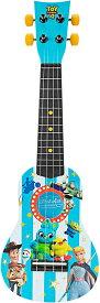 楽器 おもちゃ ウクレレ トイストーリー 子供 ミニギター ブルー