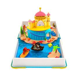 家 で 遊べる おもちゃ ディズニー アリエル ディズニープリンセス ストーリーブック プレイセット リトル マーメイド
