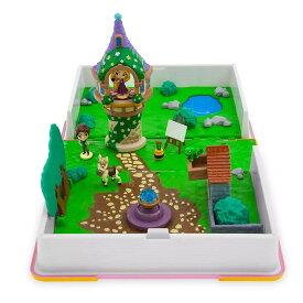 家 で 遊べる おもちゃ ディズニー ラプンツェル ディズニープリンセス ストーリーブック プレイセット
