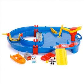 水遊び おもちゃ 遊具 ライアンのアクアプレイセット