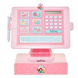 ディズニープリンセス グッズ キャッシュレジスター レジ おままごと おもちゃ ピンク お店屋さんごっこ 通常便は送料無料