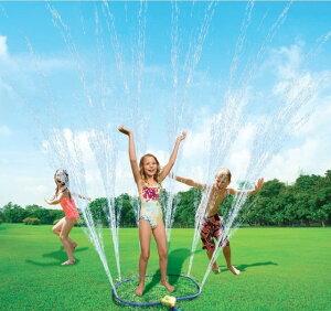 水遊び ウォーター スプリンクラー ガーデン 庭 パーティー 子供 遊具 通常便は送料無料