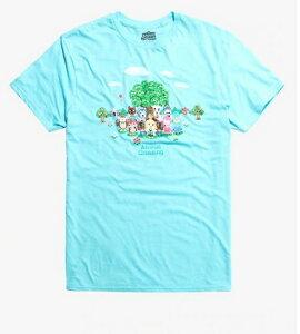 どうぶつの森 グッズ tシャツ グループTシャツ メンズ 大人 あつまれ どうぶつの森 Animal Crossing