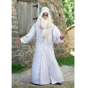 ハリーポッター コスチューム 大人 ダンブルドア ローブ チュニック 帽子 衣装 仮装 デラックス 男性 ハロウィン 通常便は送料無料