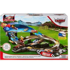カーズ おもちゃ 車 レース サーキット ディズニー ピクサー 玩具 プレイセット スポーツカー 男の子 子供 家遊び プレゼント クリスマス 通常便は送料無料
