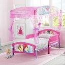 ベッド 子供 ディズニープリンセス キャノピー付きベッド お姫様 子供部屋 天蓋 寝具 デルタチルドレン ピンク 通常便…