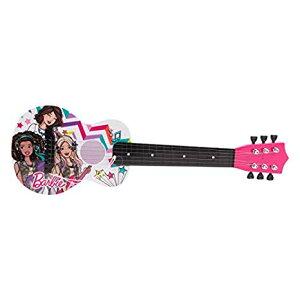 バービー ギター ウクレレ キッズ 子供 楽器 おもちゃ クリスマス ギフト 誕生日 プレゼント