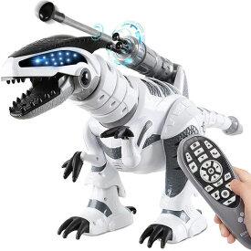 ロボット 恐竜 ダイナソー リモコン 子供 おもちゃ クリスマス ギフト プレゼント 誕生日 通常便は送料無料