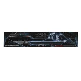 スターウォーズ マンダロリアン ダークセイバー フォース FX エリートアドバンスト LED ブラックシリーズ ライトセーバー