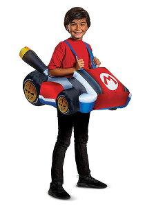 ハロウィン 衣装 子供 マリオ カート 膨らむ キッズ コスチューム イベント パーティー 仮装 スーパーマリオ 通常便は送料無料