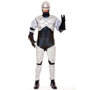 ロボコップ 大人 男性用 コスチューム 衣装 ハロウィン コスプレ 仮装 ポリス ロボット 警察