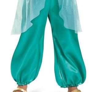 ディズニープリンセスアラジンハロウィンコスプレ衣装キッズクラシックジャスミンコスチューム幼児用