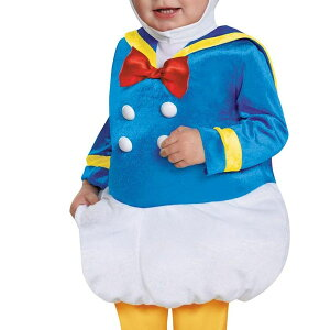 ディズニードナルドダックドナルドコスチューム着ぐるみ赤ちゃん用ハロウィンコスプレコスチューム衣装グッズ