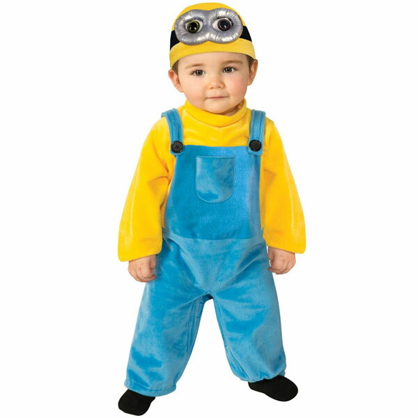 映画 ミニオンズ ボブ 幼児用 コスチューム ハロウィン コスプレ 衣装 グッズ USJ ユニバ 仮装 パレード