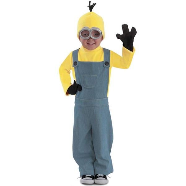 映画 ミニオンズ ケビン ジャンプスーツ コスチューム 子供用 ハロウィン コスプレ 衣装 USJ ユニバ 仮装 パレード