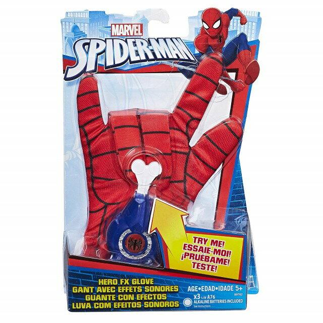 アメージング スパイダーマン ヒーロー 効果音 FX グローブ ハロウィン コスプレ 小物 パーティー