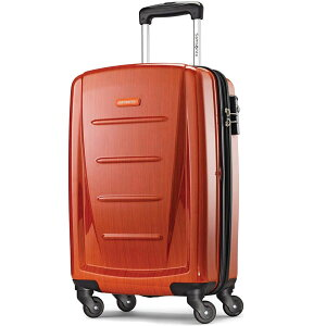 スーツケース 機内持ち込み サムソナイト ウィンフィールド 2 ハードサイド ラゲッジ スピナーホイール 手荷物 51cm オレンジ 通常便は送料無料