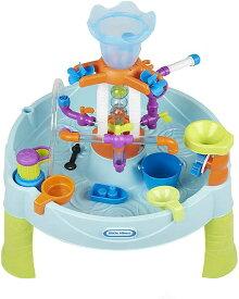 プール 家庭用 水遊び ウォーターテーブル リトルタイクス 組み換え可能パイプ Flowin'Fun Water Table Little Tikes 海外 通常便は送料無料