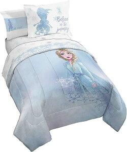 ディズニー シーツ 寝具 アナ雪 アナと雪の女王 Frozen 2 ベッド 7点 セット キャラクター 子供 幼児 女の子 子供部屋 プレゼント 通常便は送料無料