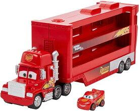カーズ おもちゃ トランスポーター ミニカー マック ライトニング・マックィーン トレーラー トラック 4歳以上 男の子 誕生日 クリスマス プレゼント ディズニー 通常便は送料無料