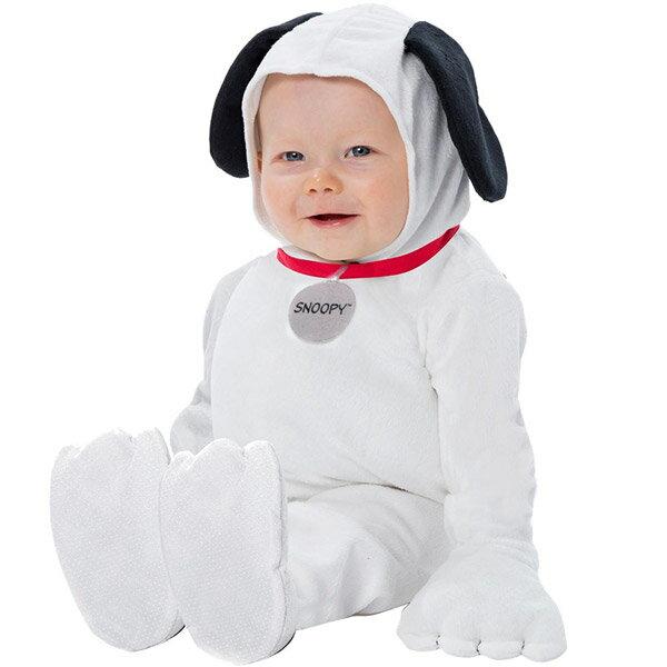 スヌーピー ピーナッツ スヌーピー 着ぐるみ ジャンプスーツ コスチューム 赤ちゃん 幼児 キャラクターグッズ ハロウィン 衣装 年賀状 戌年 あす楽