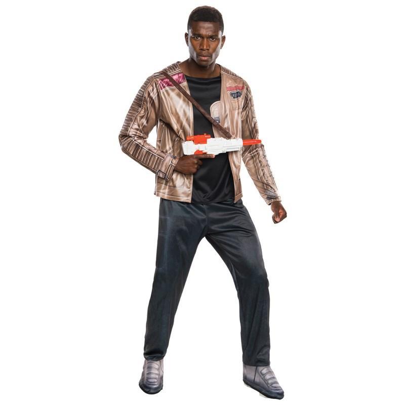スター・ウォーズ フォースの覚醒 フィン DX 大人 男性用 コスチューム コスプレ パーティー ハロウィン