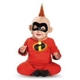 インクレディブル ファミリー Mr.インクレディブル コスプレ コスチューム 赤ちゃん 仮装 衣装 ジャック・ジャック