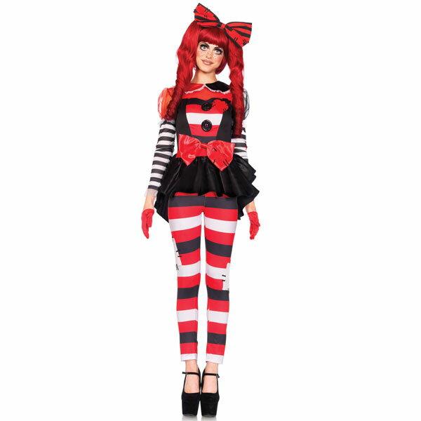 ラグドール コスチューム ロリータ 大人 女性用 コスプレ 仮装 ハロウィン