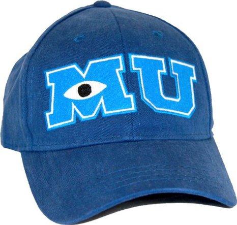 モンスターズインク モンスターズユニバーシティ 帽子 キャップ キッズ 子供 ディズニー Disney アパレル スナップバック MU