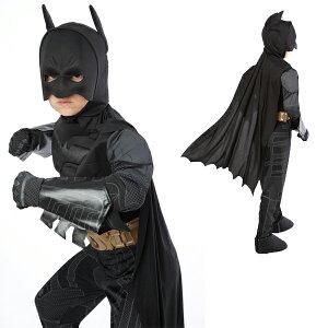 バットマン コスプレ コスチューム 子供 男の子 デラックス 衣装 ダークナイト コスプレ 仮装 ハロウィン