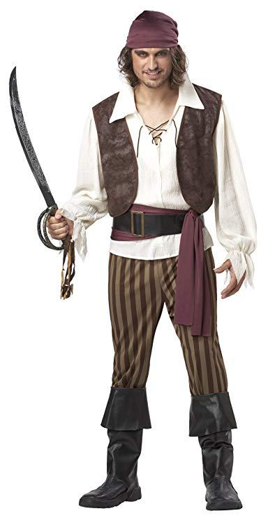 海賊の悪党 海賊 パイレーツ 大人用 男性用 コスチューム パイレーツ・オブ・カリビアン 海 ハロウィン コスプレ コスチューム 衣装