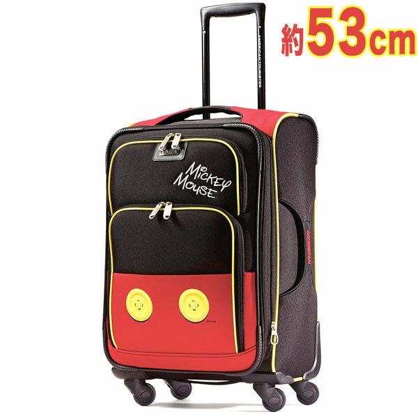 ミッキーマウス キャリーバッグ 旅行バッグ ディズニー 53cm