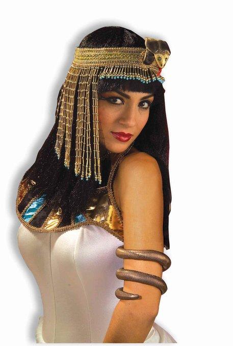 クレオパトラ 古代 エジプト 頭 飾り アクセサリー 小物 ハロウィン コスプレ イベント 女王 ベリーダンス ツタンカーメン あす楽