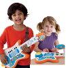 用吉他鋼琴鼓玩具小孩幼兒樂器3種可以使用的樂曲玩具音樂教育學習商品
