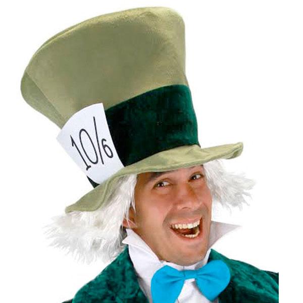 帽子屋 不思議の国のアリス マッドハッター 大人用 キット コスプレ ハロウィン イベント パーティー