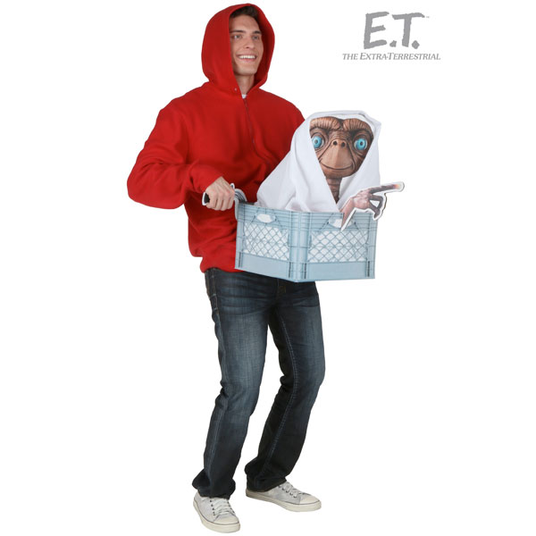映画 E.T 宇宙人 コスプレ 仮装 コスチューム エリオット 大人 衣装 あす楽