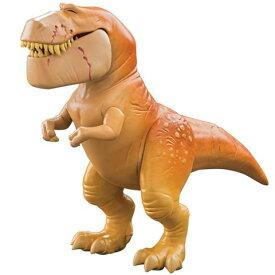 アーロと少年 ブッチ フィギュア ディズニー 人形 恐竜 Tレックス ティラノザウルス 20センチ