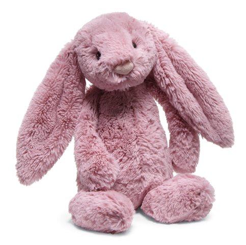Jellycat ジェリーキャット ぬいぐるみ ウサギ チューリップ バシュフル M 動物 人形 あす楽