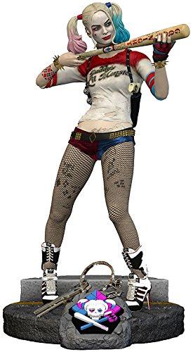ハーレイ・クイン グッズ スーサイドスクワッド フィギュア アメコミ DCコミックス キャラクター 人形 おもちゃ