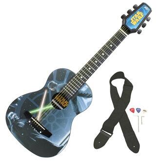 星球大戰樂器gitaakogi 1/2尺寸小孩dasubeidarukukurisumasugifutopurezento