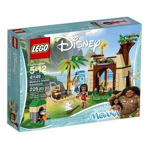 レゴ 海外版 モアナと伝説の海 205ピース グッズ ディズニー フィギュア おもちゃ